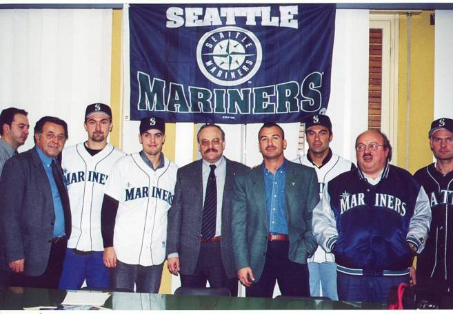 Mariners - Fortitudo friendship 